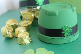 leprechaun hat treats for st patricks u0027 day