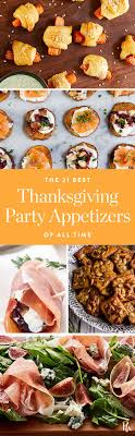 the 21 best thanksgiving appetizers of all time