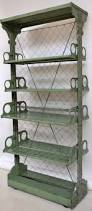 Adjustable Metal Shelves Late Victorian Cast Iron Adjustable Display Shelves For Sale At