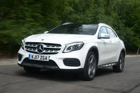 mercedes gla amg mercedes gla amg line 2017 facelift review auto express