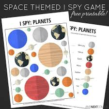 themed l planets i free printable for kids and