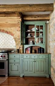 Farmhouse Kitchen Cabinet Primitive Farmhouse Kitchen Cabinets Home Decor Interior Exterior