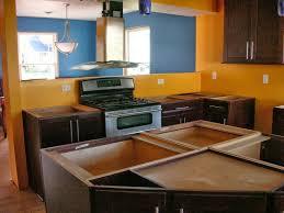 triangular kitchen island our big blue house