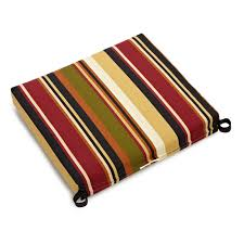 attractive patio seat cushions outdoor decorating suggestion
