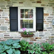 Make Your Own Window Blinds How To Make Your Own Exterior Shutters