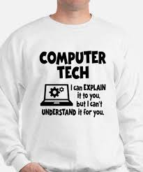 computer tech sweatshirts cafepress