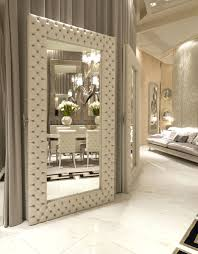 wall mirrors floor to ceiling mirrors nz allen roth silver