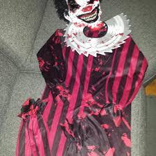 killer clown costume find more spirit killer clown costume size 10 to 12