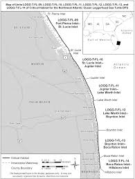 Boynton Beach Florida Map by Federal Register Endangered And Threatened Wildlife And Plants