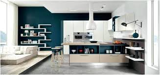 cuisine bleue et blanche awesome cuisine blanche mur gris bleu ideas ansomone us ansomone us