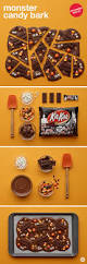 candy bark just got more bite with this halloween how to go