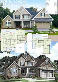 plan 59657nd unique inviting house plan architectural design