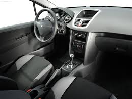 peugeot cars in india peugeot 207 2006 pictures information u0026 specs