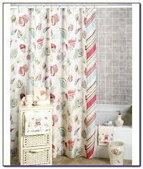 Sea Shell Curtains Glamorous Sea Shell Shower Curtains U2013 Burbankinnandsuites Com