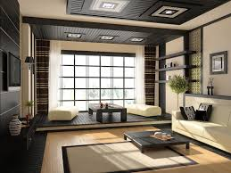 create a zen interior with japanese style influence modern home