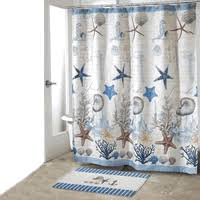 Themed Shower Curtains Themed Shower Curtains Coastal Decor