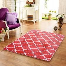 plaid area rugs autumn winter rugs and carpets for living room slip resistant area