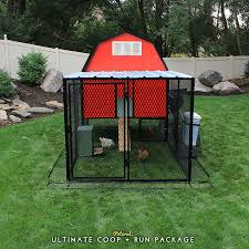 Backyard Chicken Tractor by This Is Our Awesome Barn Chicken Coop From Chicken Condos