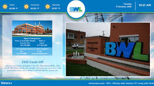 Board Of Water And Light Connectedsign Partners With Lansing Board Of Water U0026 Light On