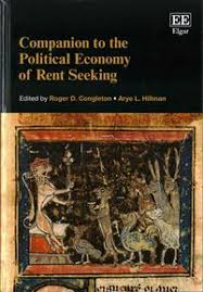 Seeking Companion Companion To The Political Economy Of Rent Seeking Roger D Edt