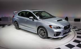 2015 subaru wrx engine 2015 subaru wrx sti photos and info u2013 news u2013 car and driver