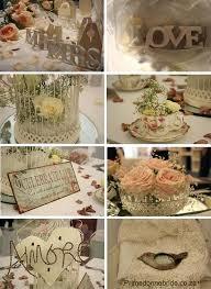 Vintage Style Decorations Captivating Vintage Style Wedding Table