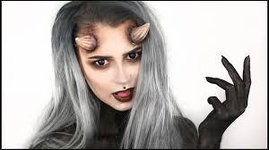 Awesome Halloween Makeup by Succubus Demon U0026 Cute Halloween Makeup Tutorial Youtube