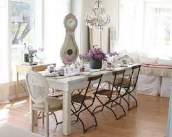 shabby chic dining table ideas houzz