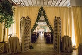 wedding venues in washington dc warm cozy wedding at unique warehouse venue in washington