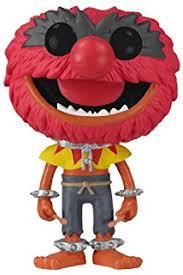 Amazon Com Funko Pop Muppets Vinyl Mahna Mahna Toys U0026 Games