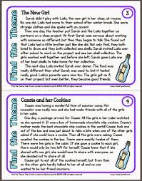 finding the theme of a story worksheets free worksheets library