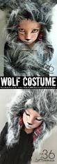 halloween wolf costume halloween costumes wolf costume the 36th avenue