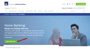 axa bank online banking login cc bank