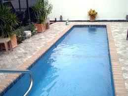 small lap pools size of lap pool nurani org