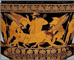 Ancient Greek Vase Painting Smarthistory A Podcast About An Ancient Greek Vase At The
