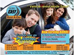 nissan almera cebu price rental car sedan mini van suv self drive or with driver in cebu or