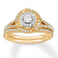 Diamond Wedding Ring Sets by Kay Bridal Sets