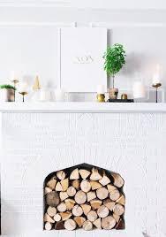 creative fireplace decor cococozy