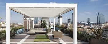 tettoie per terrazze tettoie per terrazzi spazipiù