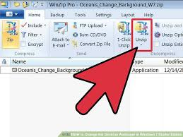 application bureau windows 7 how to change the desktop wallpaper in windows 7 starter edition