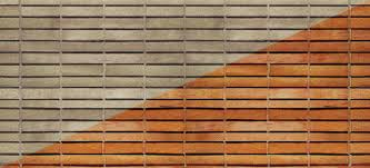 Inexpensive Wood Blinds Turning Wood Budget Blinds Into Works Of Art Window Blinds