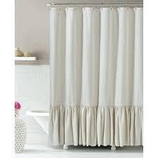 shower curtain white bathroom decorating aqua tec fabric smlf southern