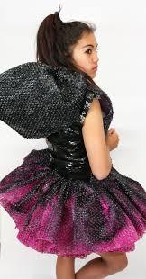 Bubble Wrap Halloween Costume Skirt Bubble Wrap Dress Fashion Art Sculpture Art