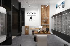 Interior Design Of Shop Apple Store
