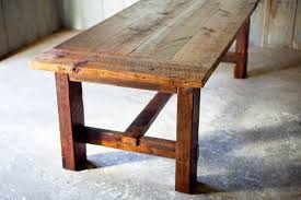 Rustic Reclaimed Outdoor Furniture Farm Tables Reclaimed Wood Farm Table Woodworking Athens