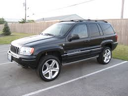 raised jeep grand cherokee 2004 jeep cherokee lifted news reviews msrp ratings with