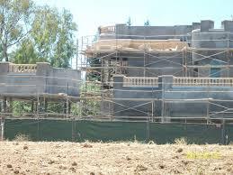 eileen u0027s home design a mansion under construction in fresno ca