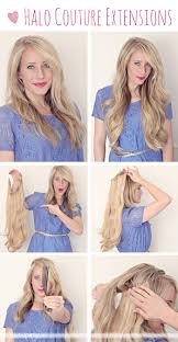 need a new hairstyle for long hair halo couture extensions twist me pretty