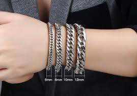 classic link bracelet images Abjcoin decentralized marketplace classic silver plated figaro jpg