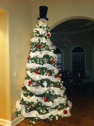 snowman christmas tree how to make a snowman christmas tree snowman christmas tree and